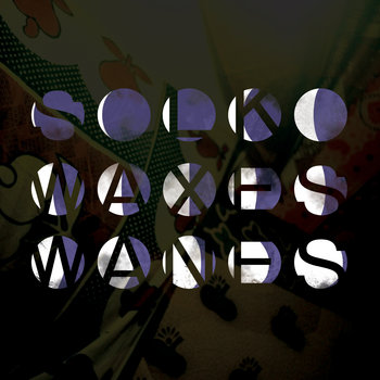 Waxes. Wanes. cover art
