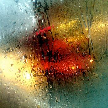 Teardrops in the rain cover art