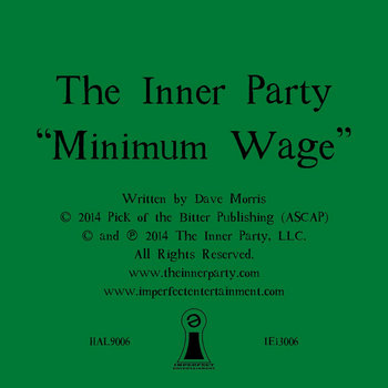 Minimum Wage cover art