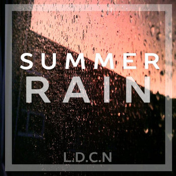 Summer Rain EP cover art