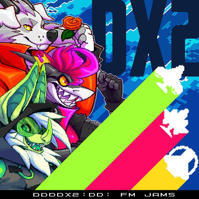 DDDDX2:DD: FM JAMS cover art
