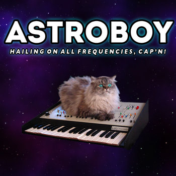 AstroEP cover art