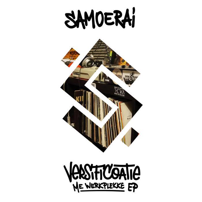 Versificoatie: Me Werkplekke EP cover art
