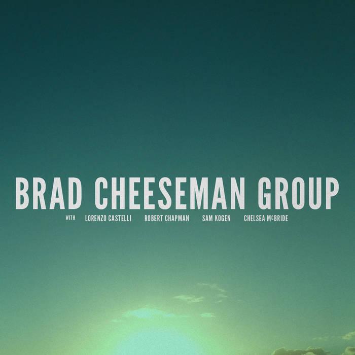 Brad Cheeseman Group cover art