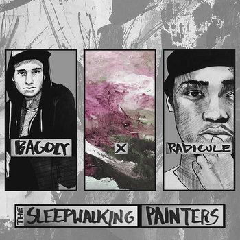 THE SLEEPWALKING PAINTERS EP cover art