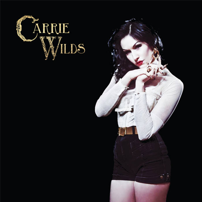 Carrie Wilds cover art