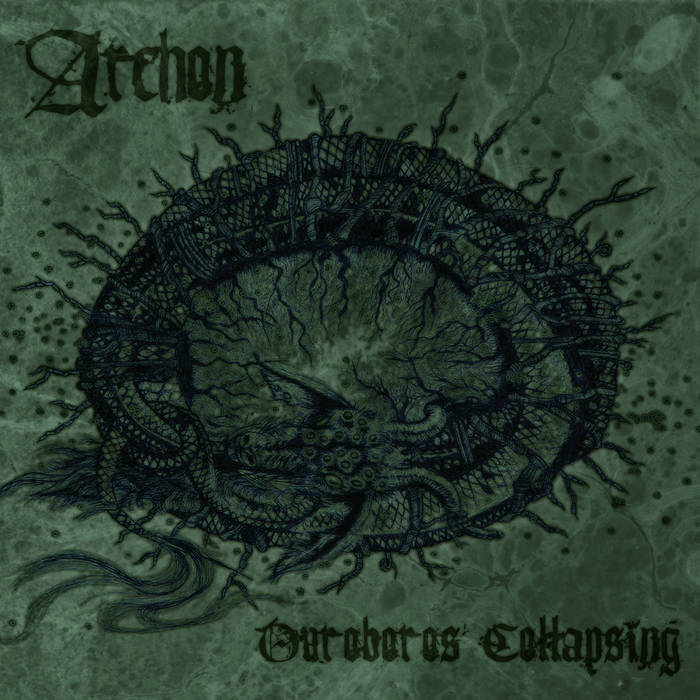A R C H O N - Ouroboros Collapsing cover art