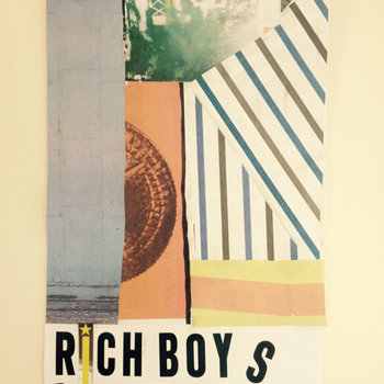 Oh So Low // Rich Boys cover art