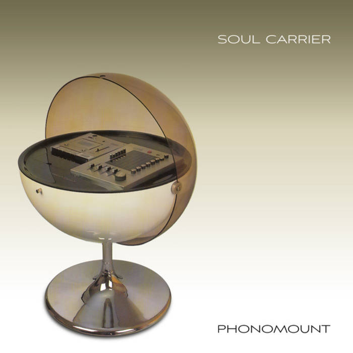Phonomount EP cover art