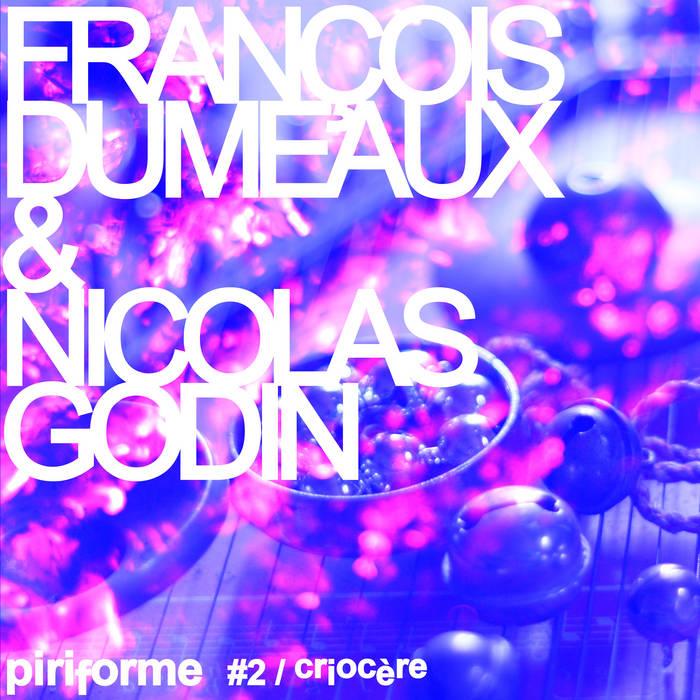 piriforme #2 / criocère cover art