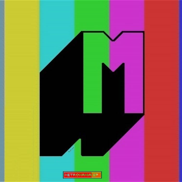 MetroMania EP cover art