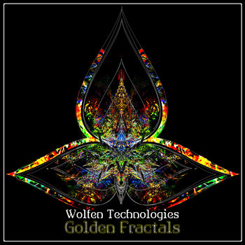 Golden Fractals cover art