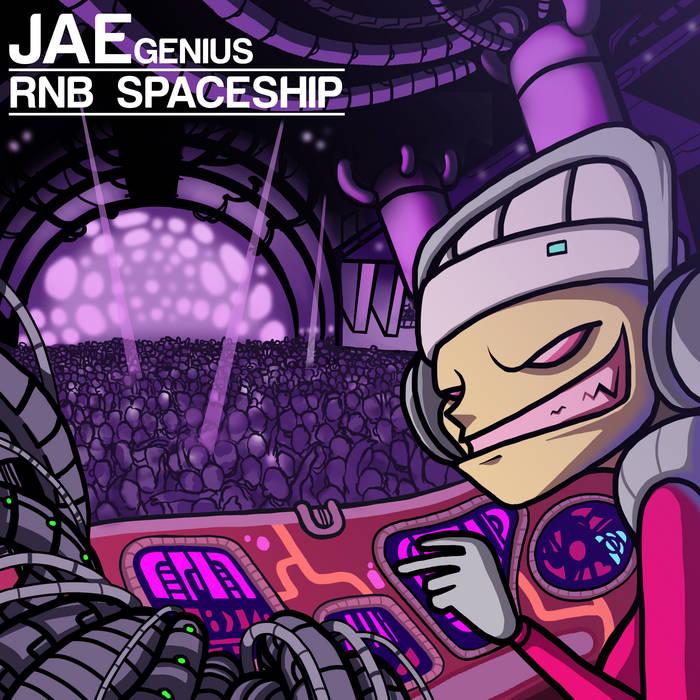 RNB Spaceship cover art