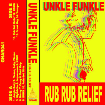 Rub Rub Relief cover art