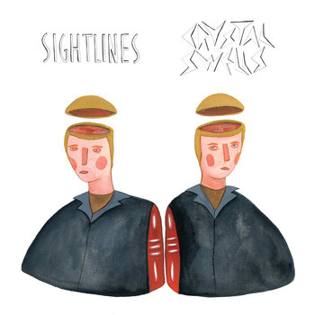 "Split 7"" cover art"