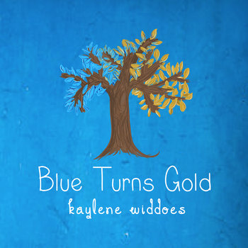 Blue Turns Gold - EP cover art