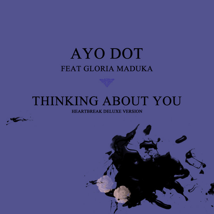 Thinking About You- Heartbreak Deluxe Version cover art
