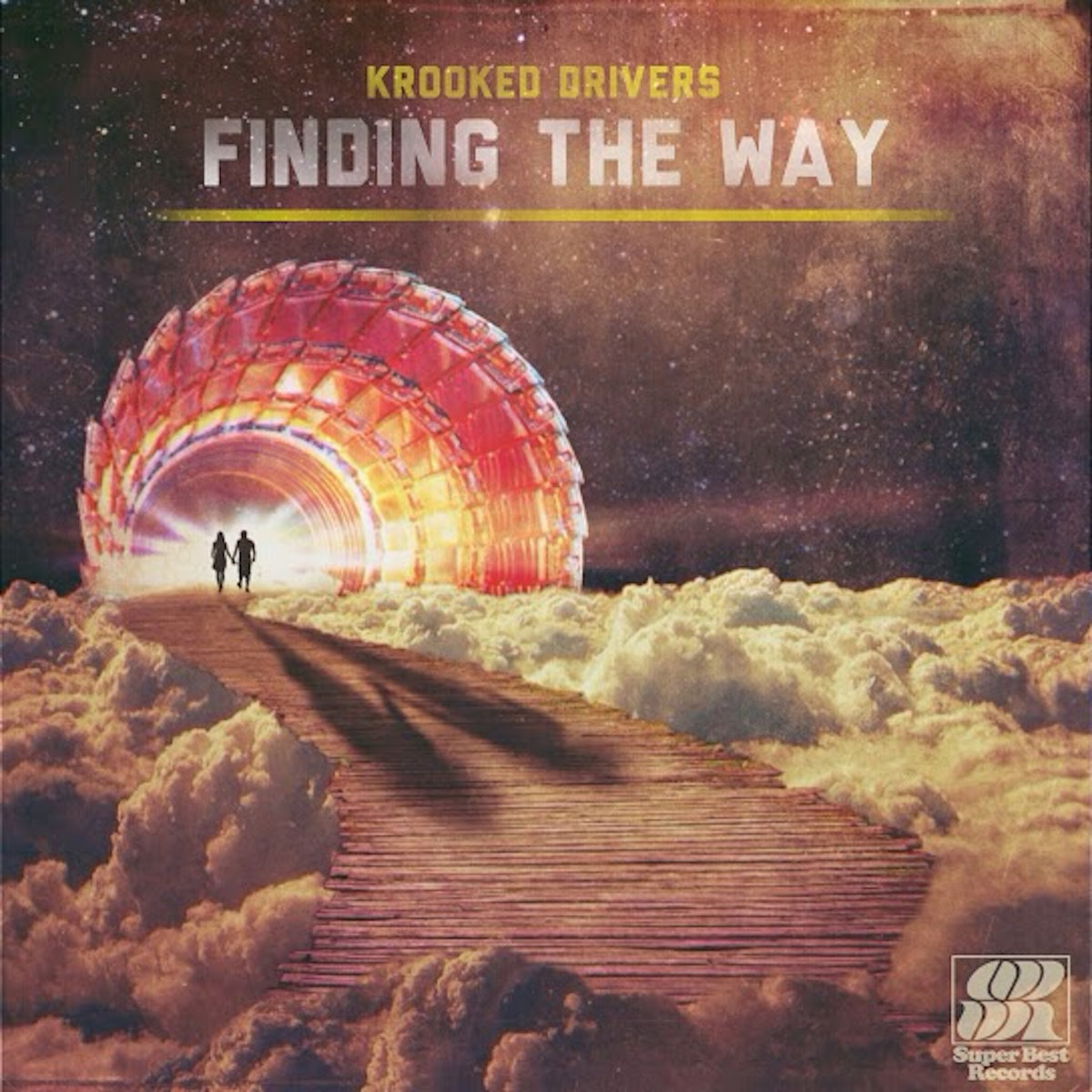 Krooked Drivers - Finding The Way (2014) [EDM , Broken Beats , Electronic]