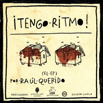 ¡Tengo ritmo! (el EP) cover art
