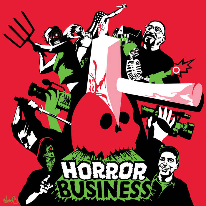 Horror Business OST cover art