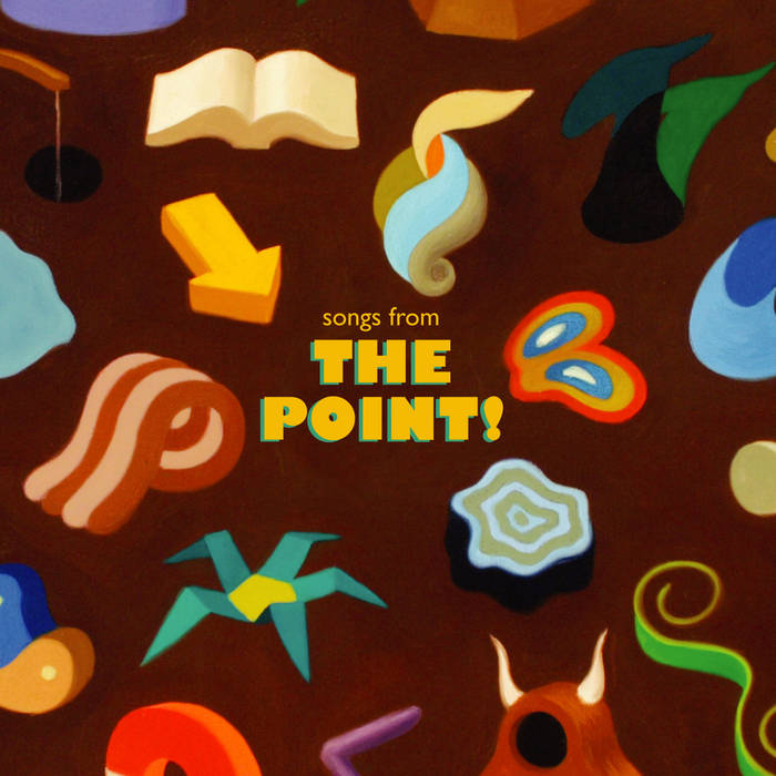 Songs From The Point cover art