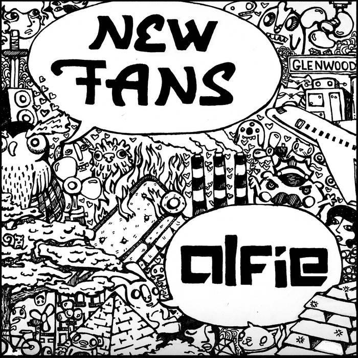 New Fans cover art