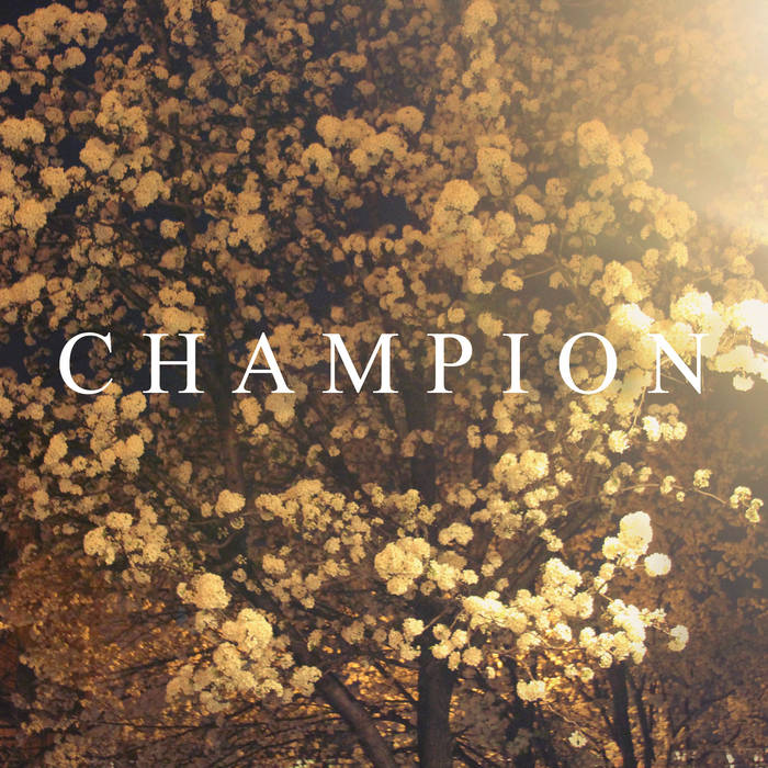 Champion cover art