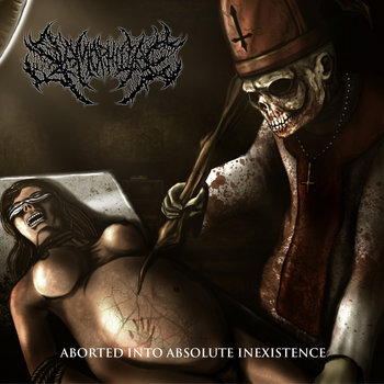 Aborted Into Absolute Inexistence [Re-Release] cover art