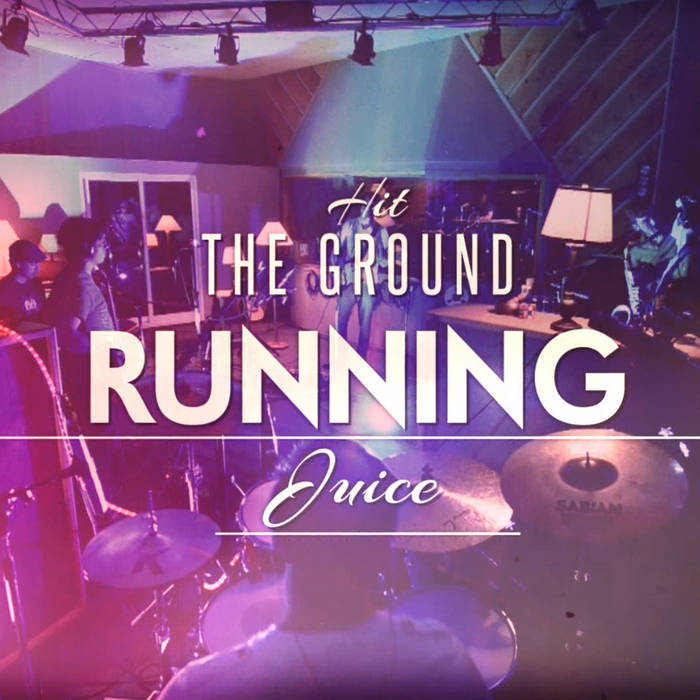 Hit The Ground Running (Off The Floor) cover art