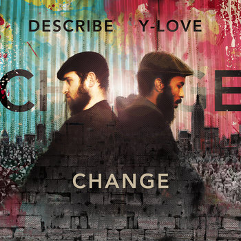 The Change EP cover art