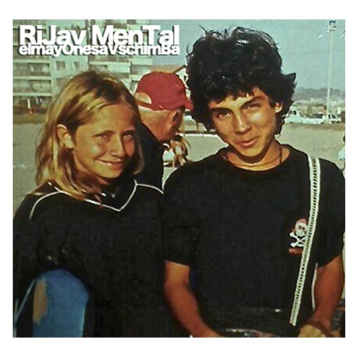 RIJAV MENTAL cover art