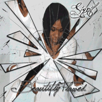 Beautifully Flawed EP cover art