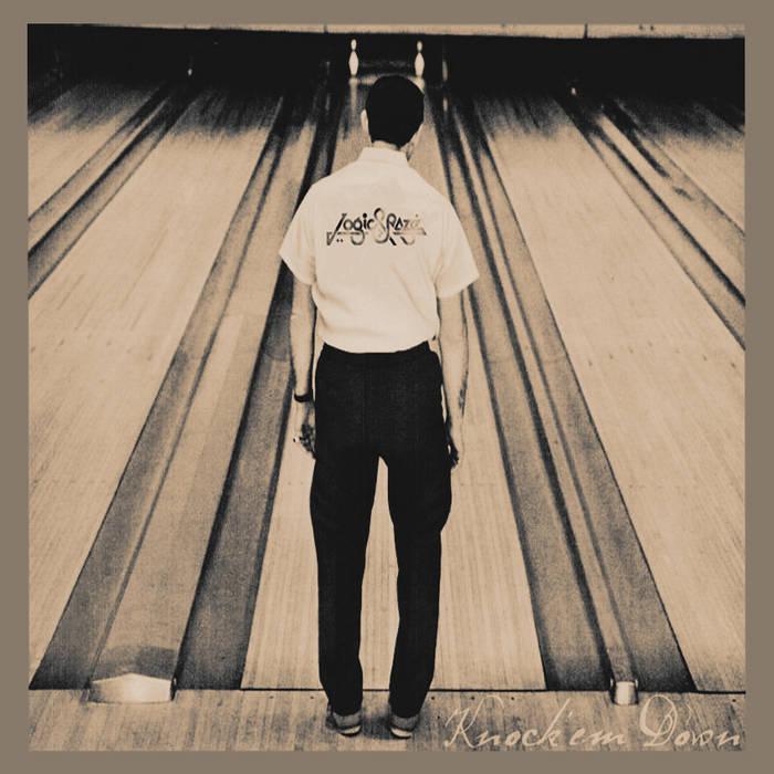 Knock'em Down (single) cover art