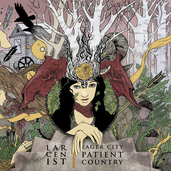 Eager City, Patient Country cover art