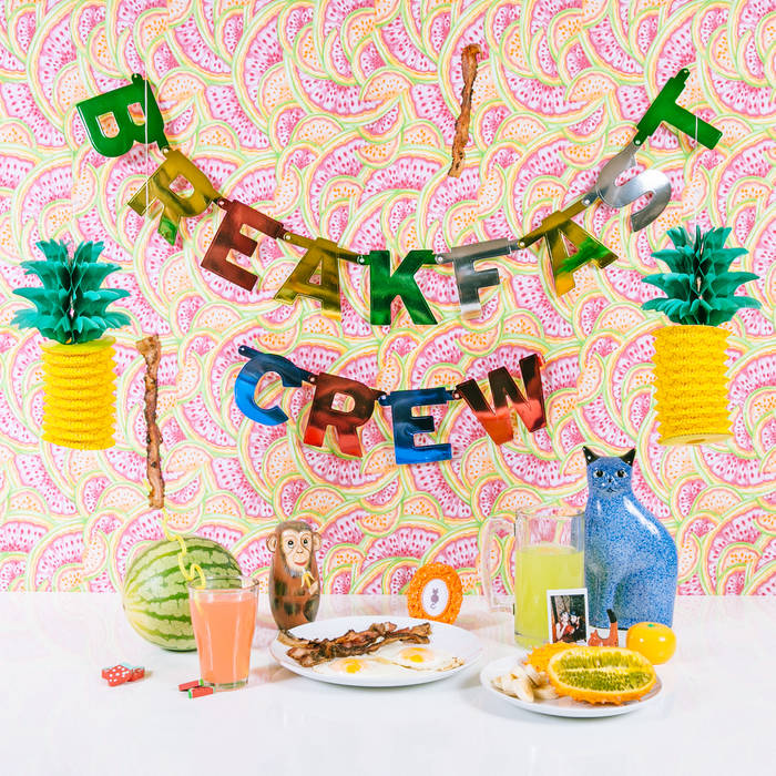 Breakfast Crew cover art