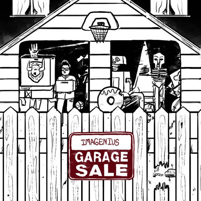 Garage Sale cover art