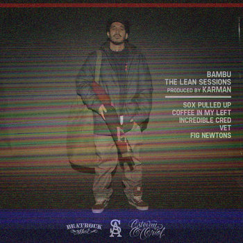 The Lean Sessions EP (Produced by Karman) cover art