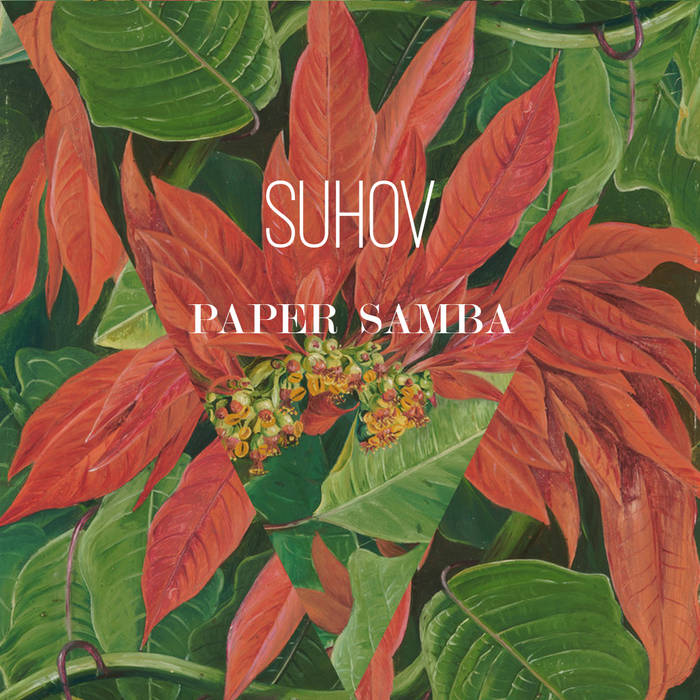 Paper Samba cover art