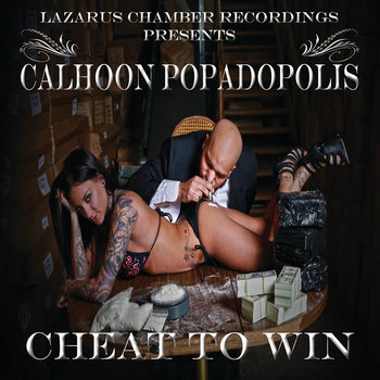 CHEAT TO WIN cover art