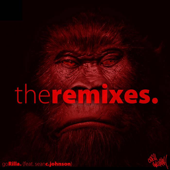 goRilla. – the remixes. cover art