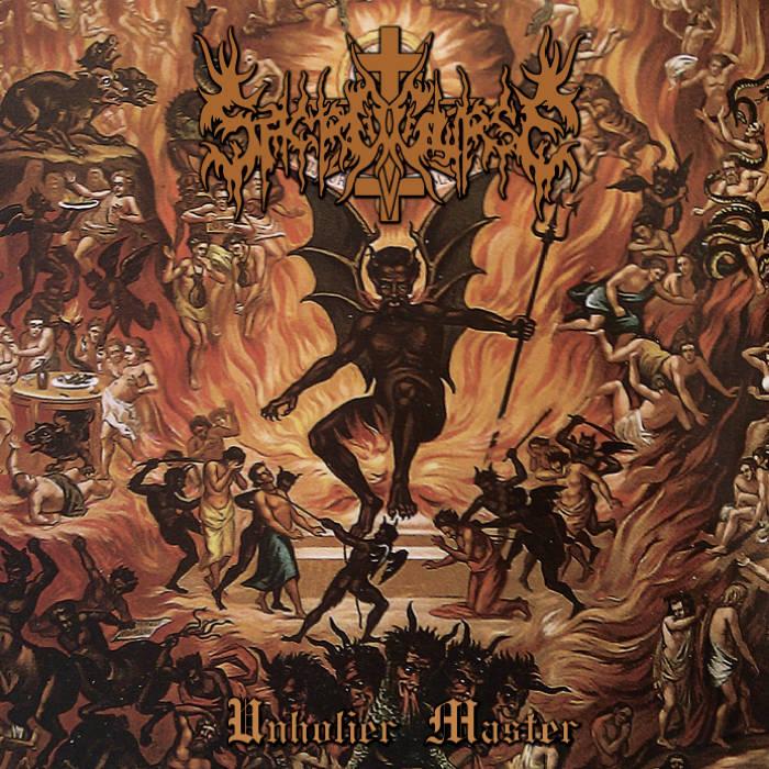 Unholier Master cover art