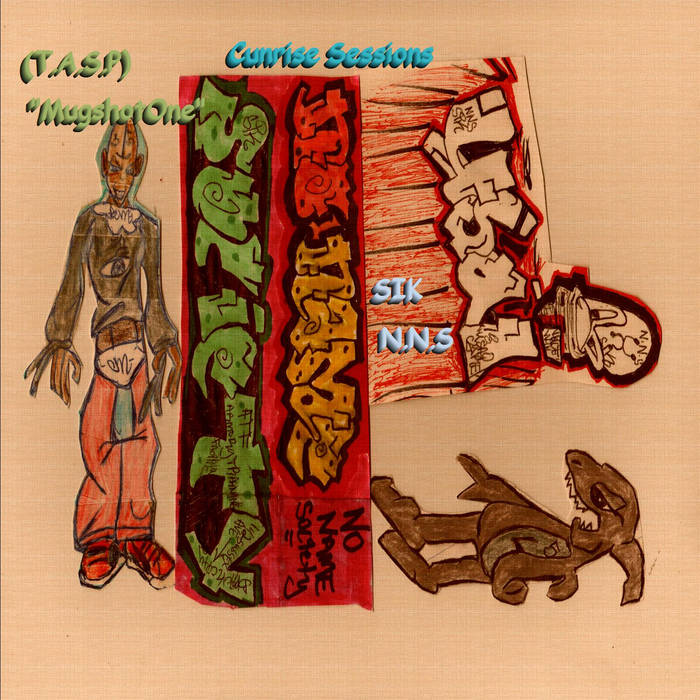 Cunrise Sessions 1996-2002 cover art