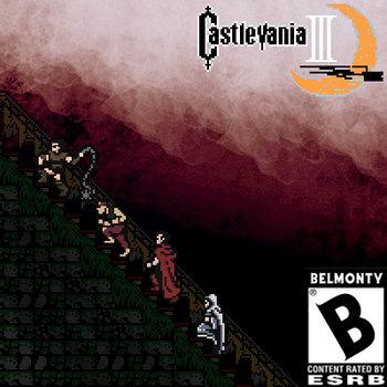 Castlevania III cover art