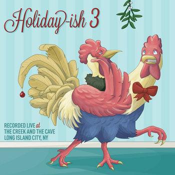 Holiday-ish 3 cover art