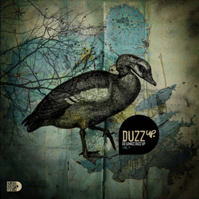 DuzzUp Vol.4 cover art