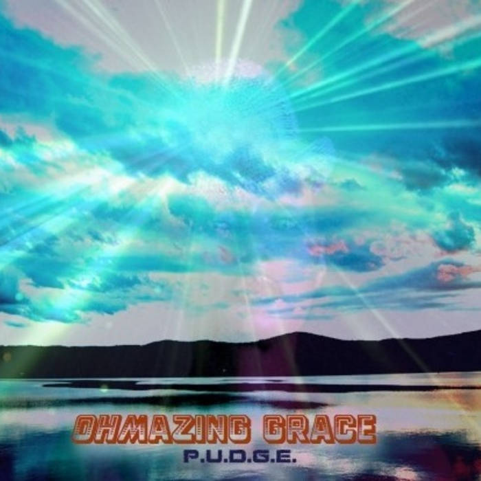 OHMazing GRACE cover art