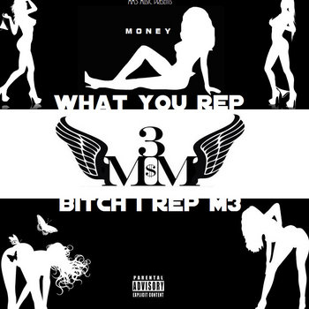 MONEY - WHAT YOU REP (PRD.BANS) cover art