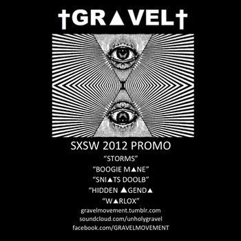 †GR▲VEL† SXSW 2012 PROMO cover art
