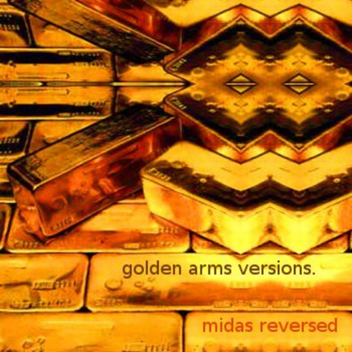 midas reversed (golden arms versions) cover art