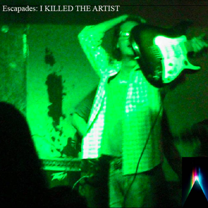 I KILLED THE ARTIST cover art